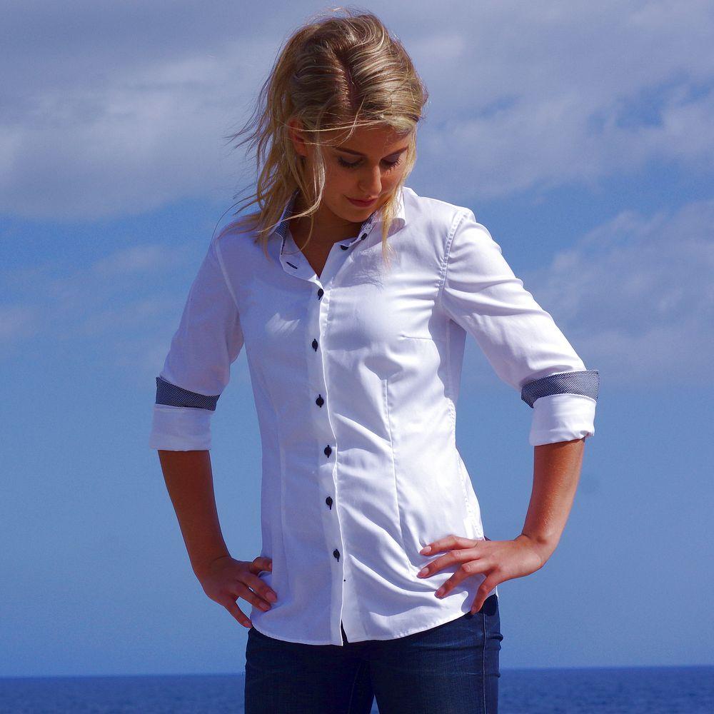 women's non-iron shirt